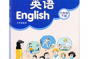 译林版六年级英语下册同步辅导网课视频(苏教版 全套41集)
