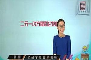 青岛五四制初一七年级数学下册同步教学网课视频鲁教版百度云网盘下载