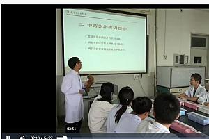 天津中医药大学中药学视频课程于虹92讲完整版百度云网盘下载学习中医视频
