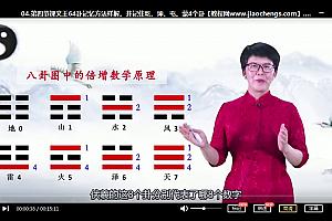易缘老师易经六爻快速记忆视频课程资料百度云网盘下载学习