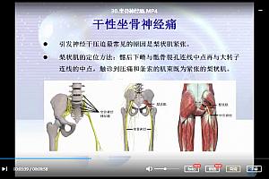 田惠林颈肩腰腿疼康复46讲视频课程百度云网盘下载学习