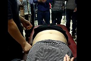 闫清泉柔性正骨手法视频教程O型腿X形腿矫正富贵包盆骨问题矫正腰胸肩矫正视频百度云网盘下载学习中医正骨视频
