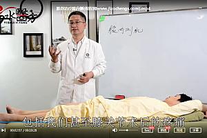李彬肌骨疗法治疗常见病视频16节视频咽炎痛经落枕梳头疼症颈椎触运动模式网球肘坐骨神经痛百度云网盘下载学习