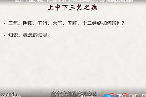 李辛老师的中医健康观视频课程20讲百度云网盘下载学习中医教程