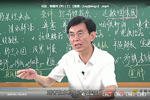 张景明最有效的祛湿方法视频课程2集百度云网盘下载学习